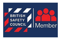 Glenesk Homes british safety council logo