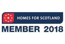 Glenesk Homes homes for scotland logo